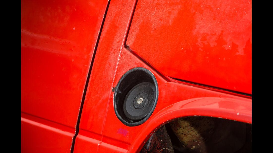 VW T3, Tankdeckel