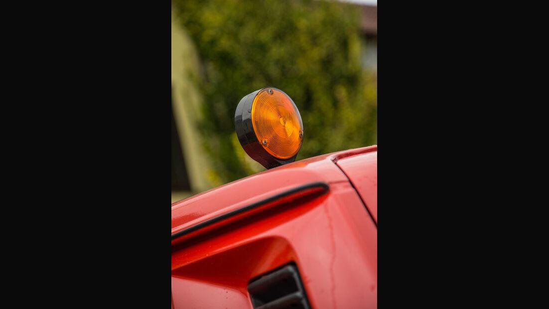 VW T3, Warnleuchte