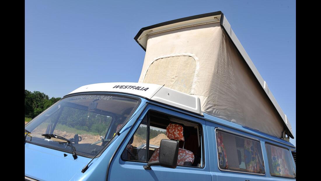 VW T3 Westfalia Joker, Dachaufbau