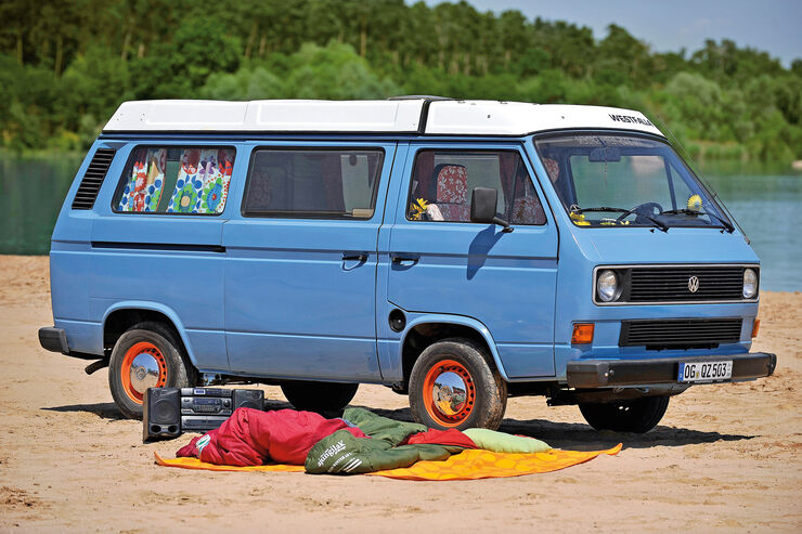 VW T3 Westfalia Joker, Seitenansicht