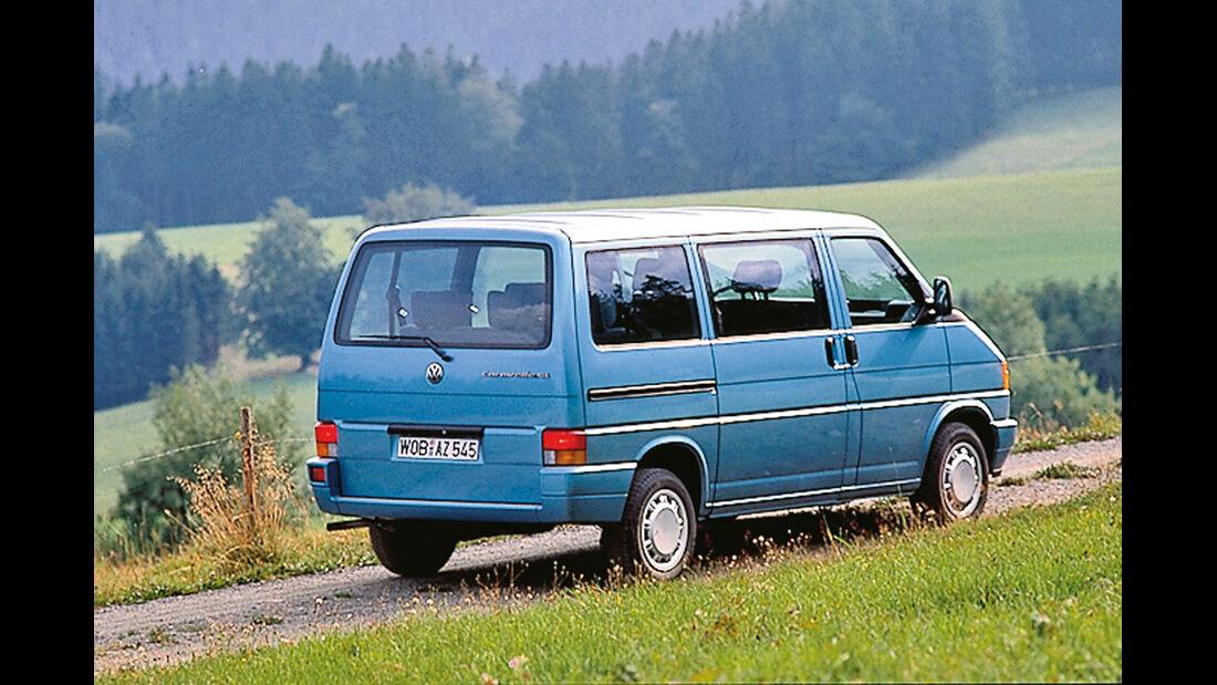 VW T4 2.5 TDI, Seitenansicht