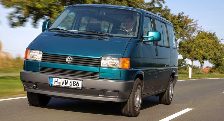 """VW T4 Multivan Allstar """"Moosi"""" (1993)"""