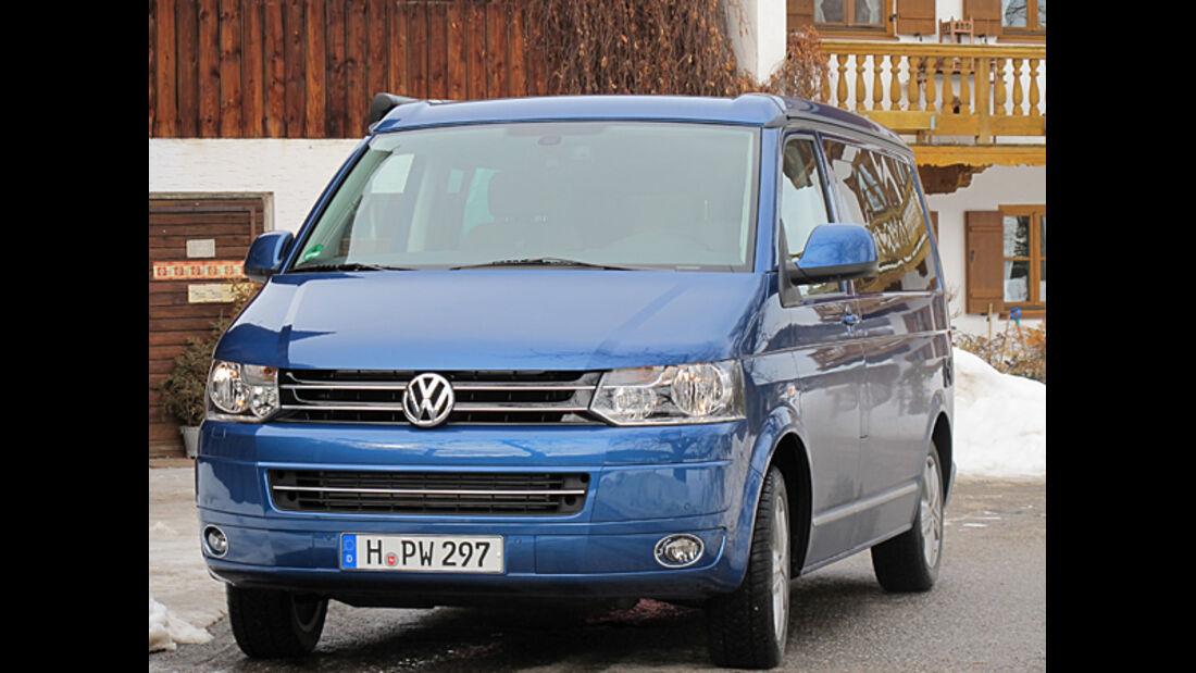 VW, T5, 4Motion, Transporter, California, Multivan, Reisemobil, Wohnmobil