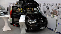 VW T5 Ausbauten, Westfalia Club Joker, Caravan Salon 2014