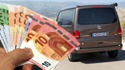 VW T5 Bulli California Subvention KAT Einbau 2021