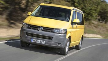 VW T5 California