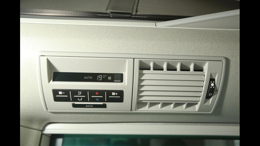 VW T5 California, Klimaanlage, Detail