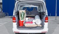 VW T5, Kofferraum