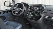VW T5 Multivan Alltrack,Cockpit