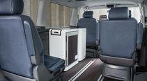 VW T5 Multivan Alltrack,Fond