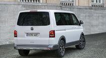 VW T5 Multivan Alltrack,Heck