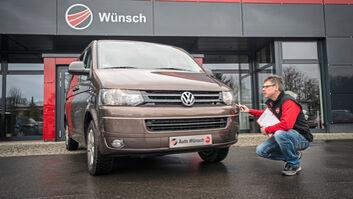 VW T5 Multivan, Exterieur