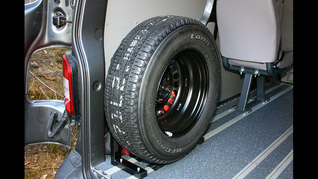 VW T5 Rockton Expedition