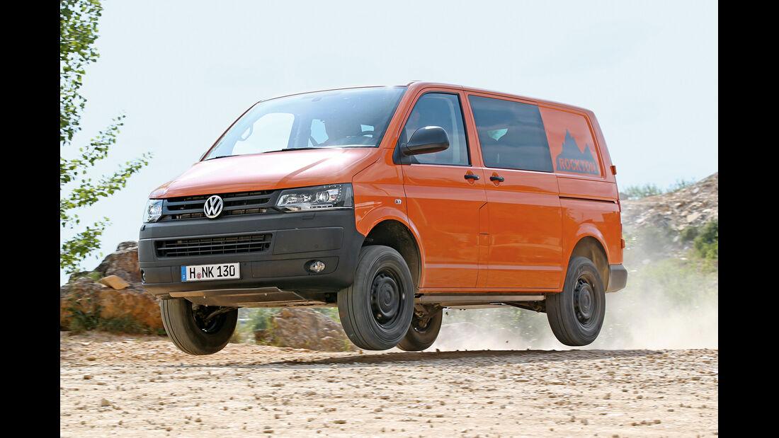 VW T5 Rockton Expedition 2.0 TDI 4Motion