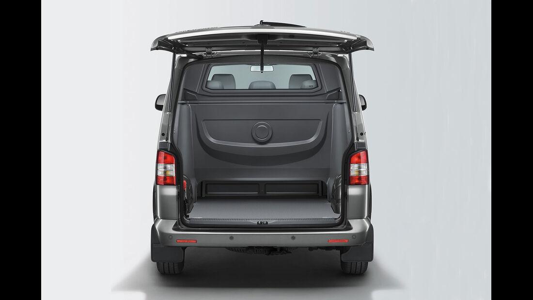 VW T5 Transporter Doka Plus