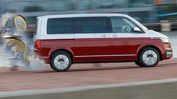 VW T6.1 Abgas Geld Strafe CO2 Emission