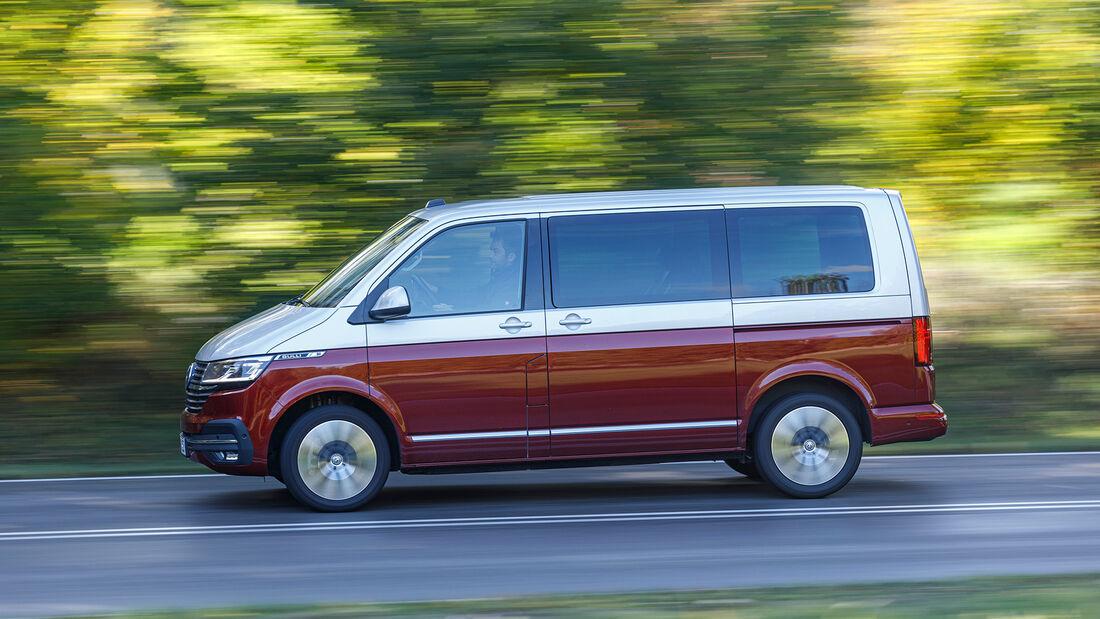 VW T6.1 Multivan 2.0 TDI, Exterieur