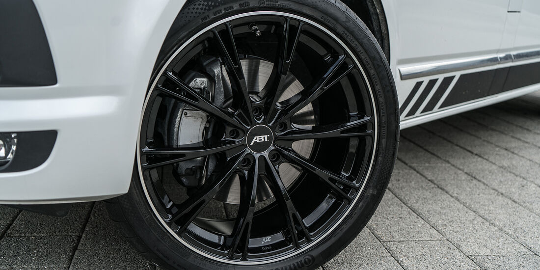 VW T6 Abt Sportsline Felgen
