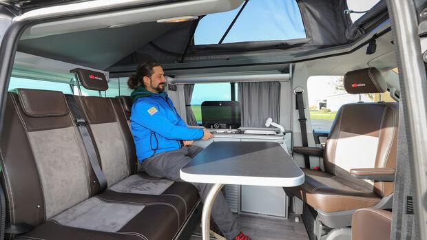 VW T6 Bulli Reimo Campervan