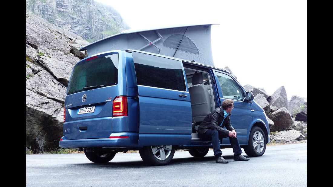VW T6 California Coast