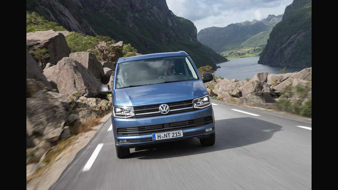 VW T6 California Coast