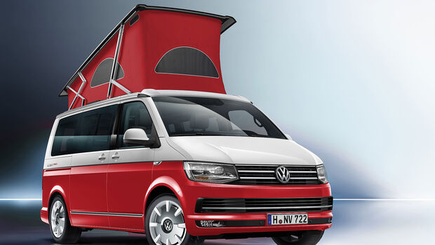 VW T6 California Sondermodell