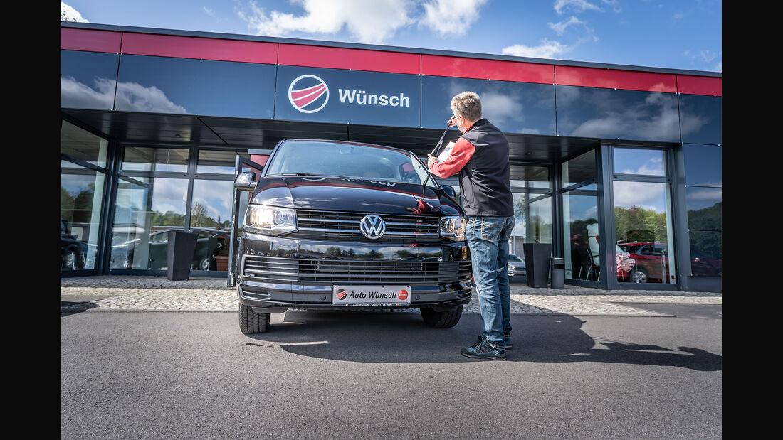 VW T6, Exterieur