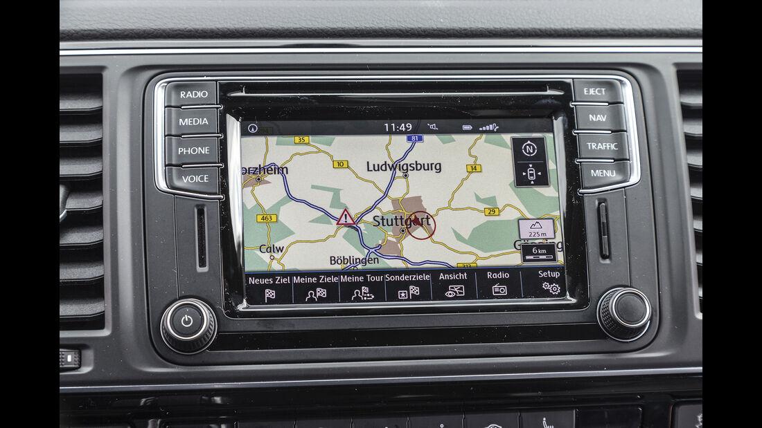 VW T6, Interieur