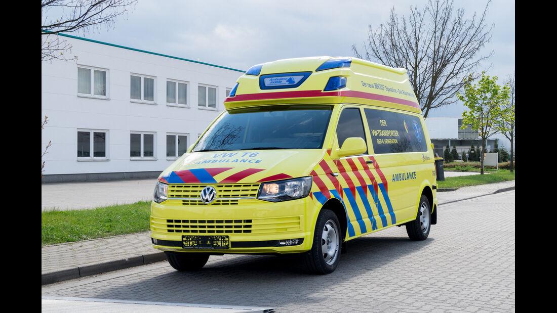 VW T6 Krankenwagen