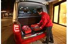 VW T6 Multivan 2.0 TDI, Kofferraum