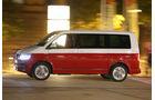 VW T6 Multivan 2.0 TDI, Seitenansicht