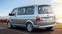 VW T6 Multivan, Heckansicht