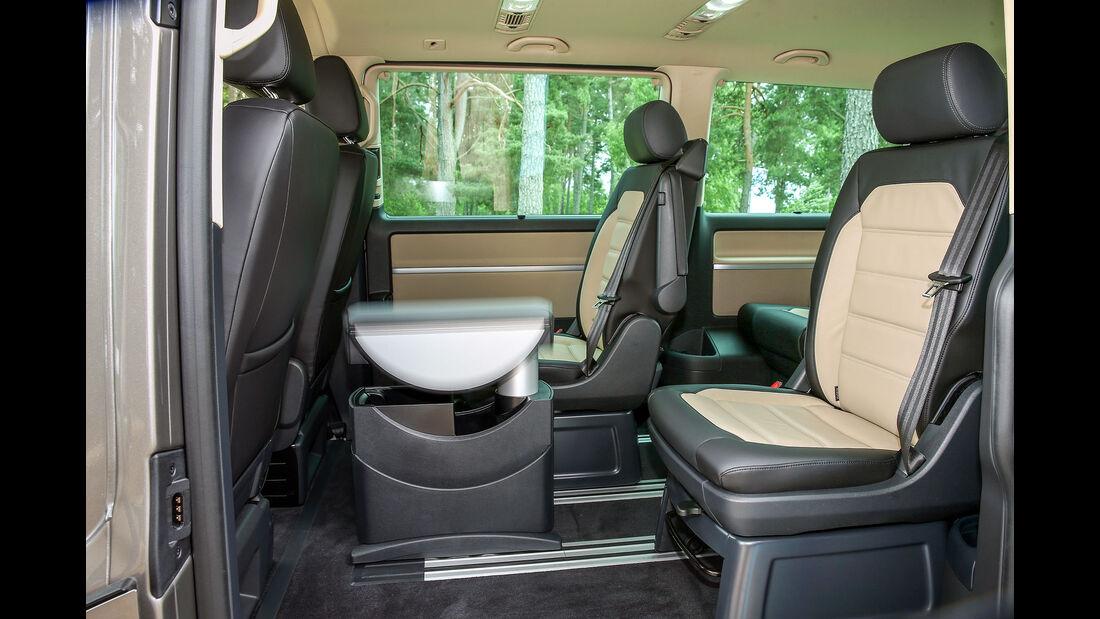 VW T6 Multivan TDI 4Motion Fahrbericht