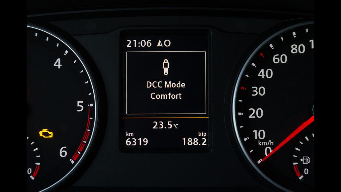 VW T6, VW Bus, 2015, Adaptives Fahrwerk