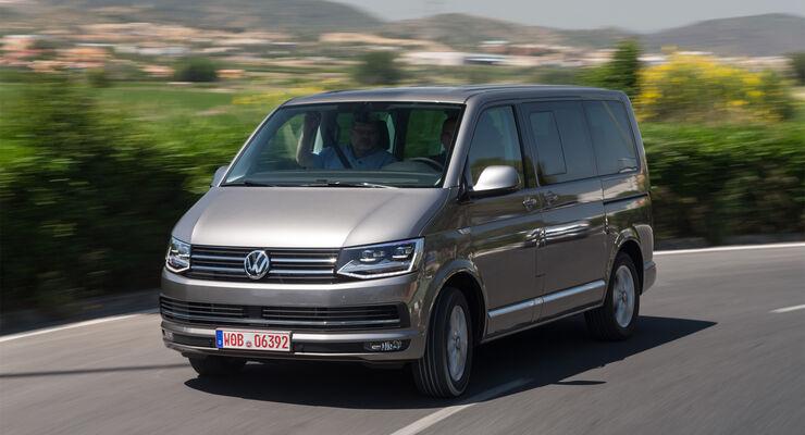 VW T6, VW Bus, 2015, Fahrvorstellung