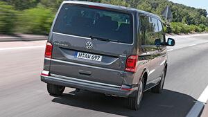 VW T6, VW Bus, 2015, Heck