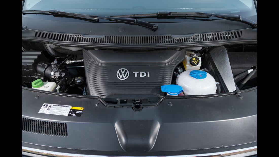 VW T6, VW Bus, 2015, Motor