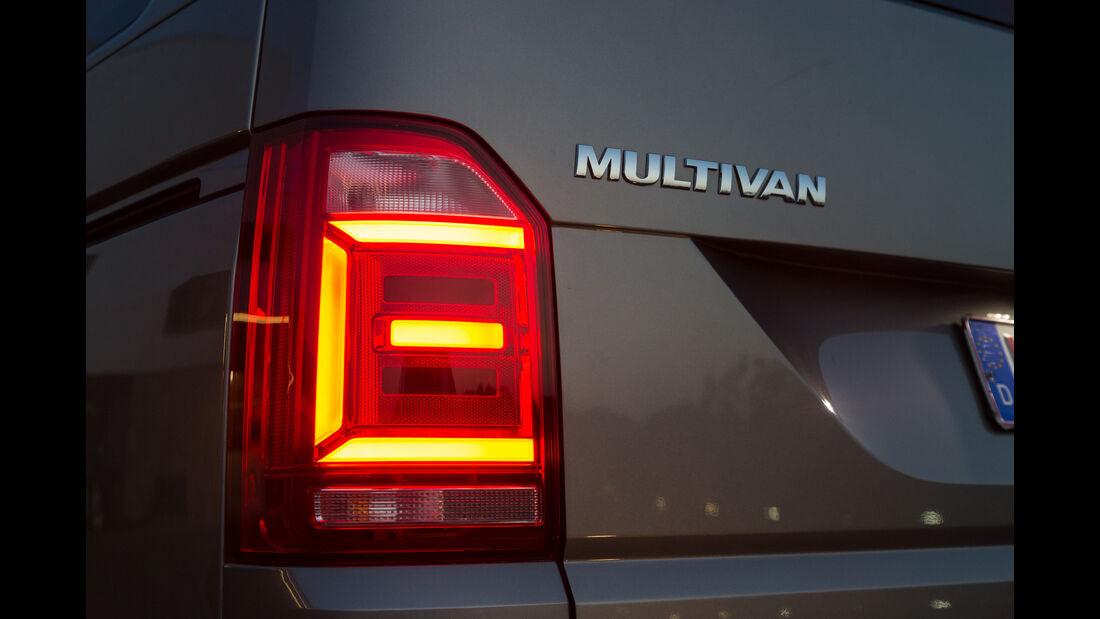 VW T6, VW Bus, 2015, Rücklicht