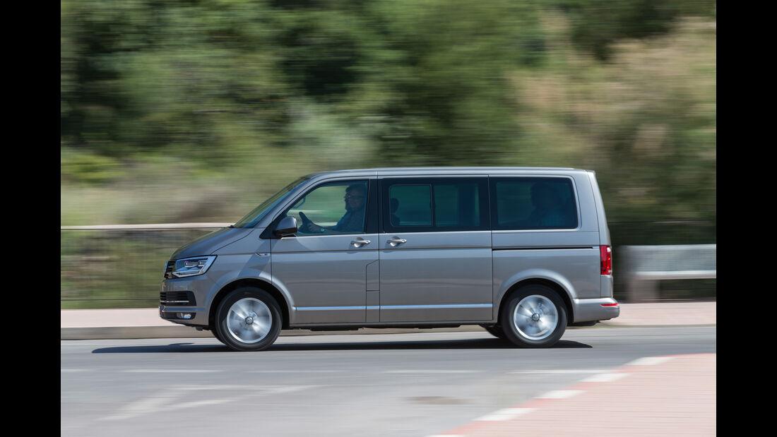 VW T6, VW Bus, 2015, Seite
