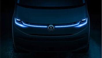 VW T7 Teaser