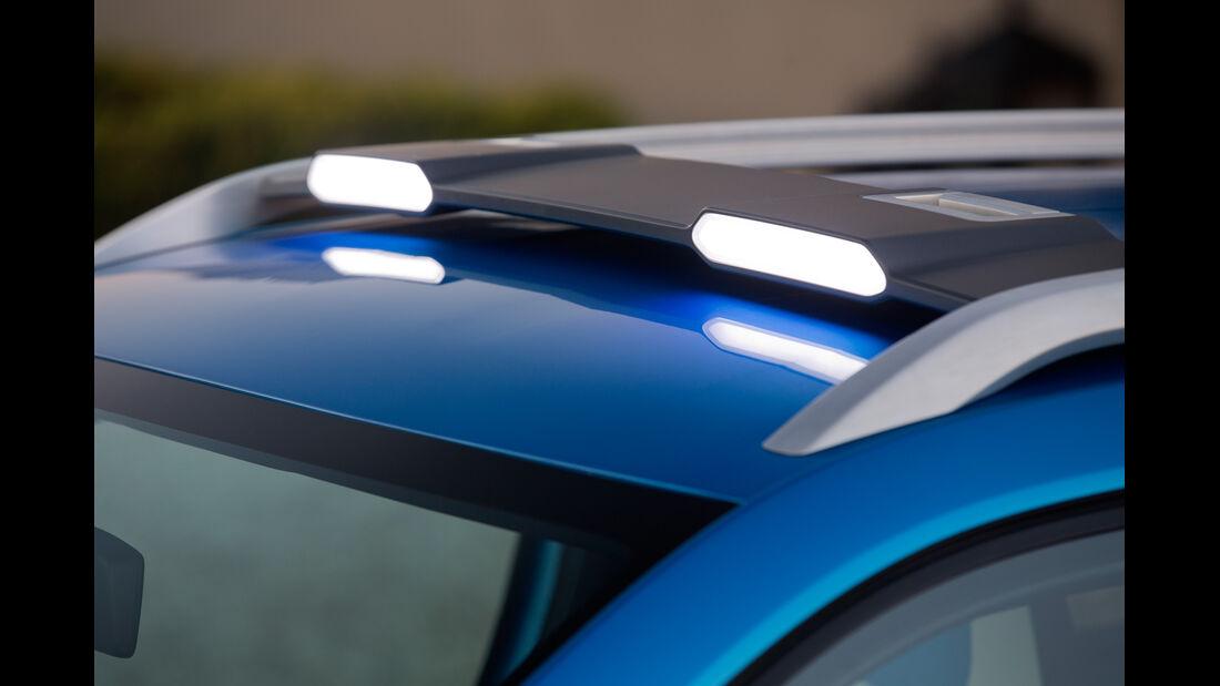 VW Taigun, Dachlichter