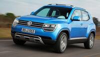 VW Taigun, Frontansicht