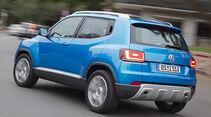 VW Taigun, Heckansicht