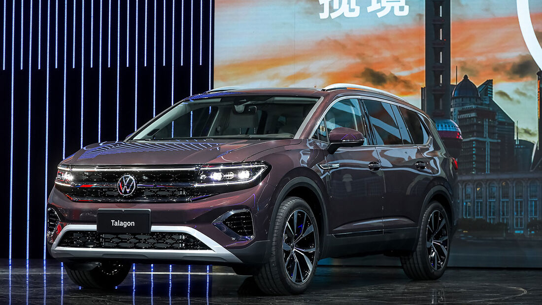 VW Talagon China
