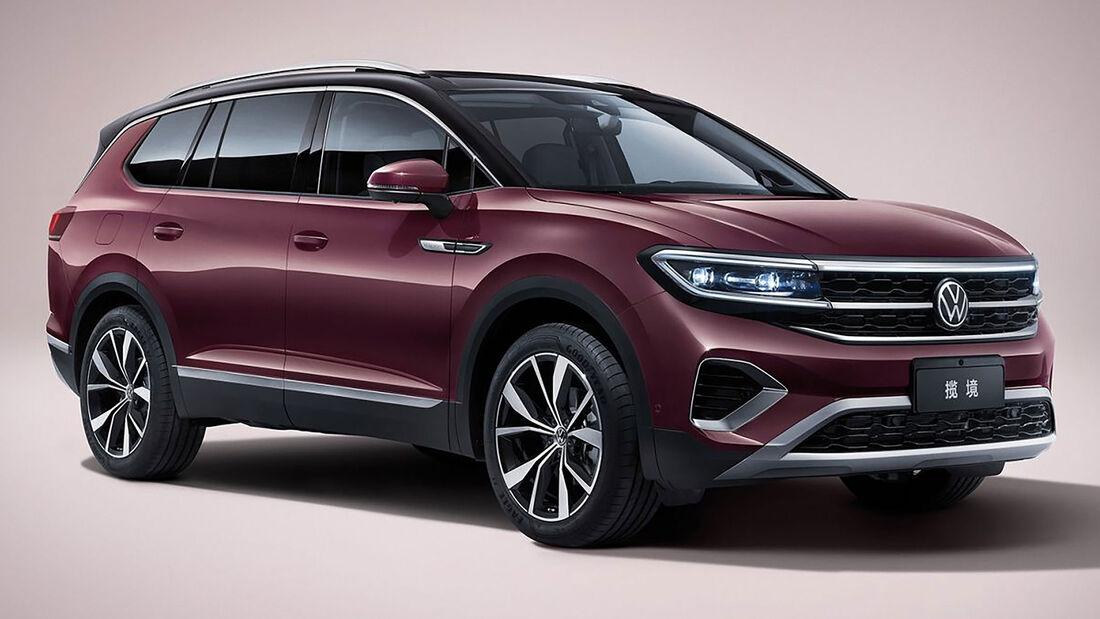 VW Talagon China