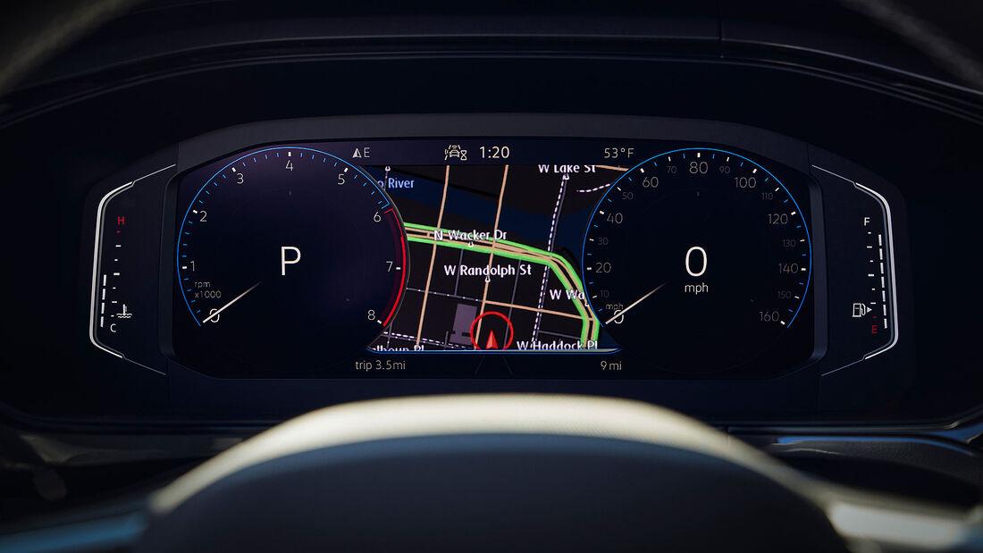 VW Taos MY 2022