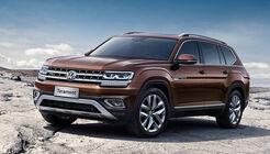 VW Teramont China