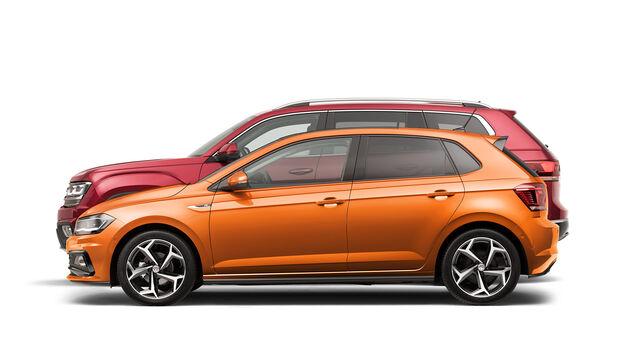 VW Teramont SUV MQB 2017 Polo
