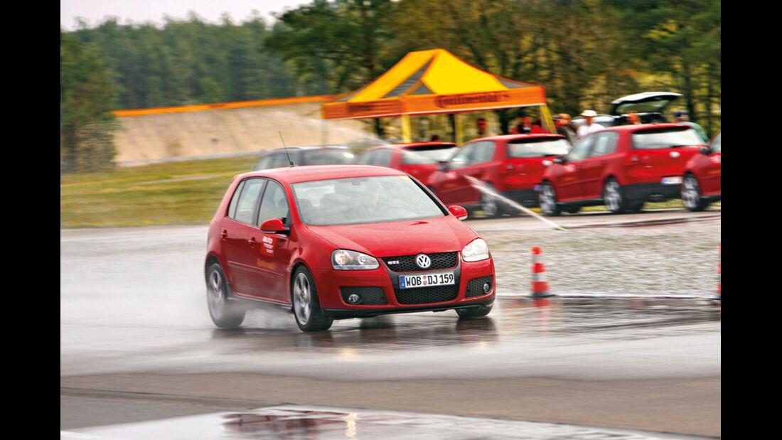 VW, Teststrecke, Fahrertraining