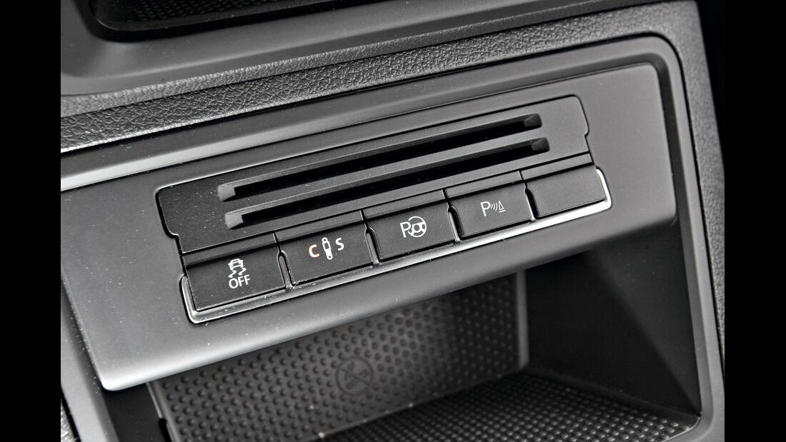 VW Tiguan 1.4 TSI  1.4 TSI 4Motion, Bedienelemente